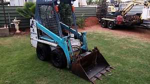 Toyota 4SDK4 skid steer loader Tennant Creek Tennant Creek Area Preview
