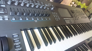 Yamaha Montage 6 Performance synthesizer Caboolture Caboolture Area Preview