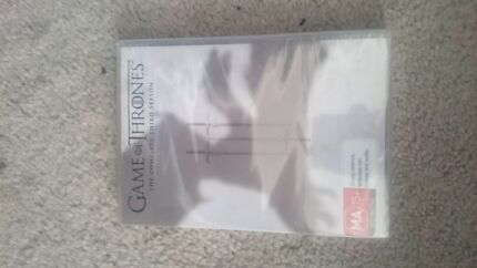 Game of Thrones Season 3 Unopened  Browns Plains Logan Area Preview