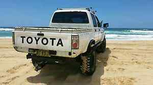 1991 toyota hilux ln106 Dee Why Manly Area Preview