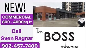 All sizes COMMERCIAL Spaces THE BOSS Plaza