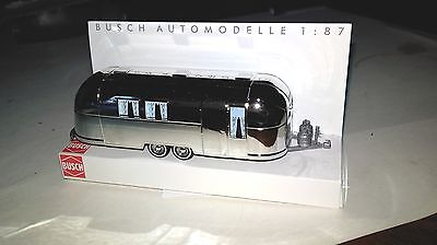 BUSCH HO SCALE AIRSTREAM MODEL VERY COOL!!!  FREE SHIPPING!!!!