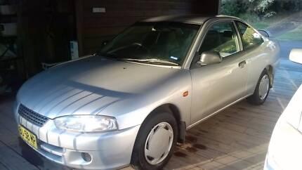 Mitsubishi Lancer GLI 1.8L 2001