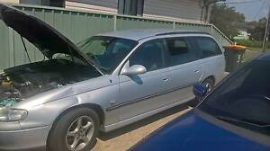 1999 Holden Commodore Wagon Marayong Blacktown Area Preview