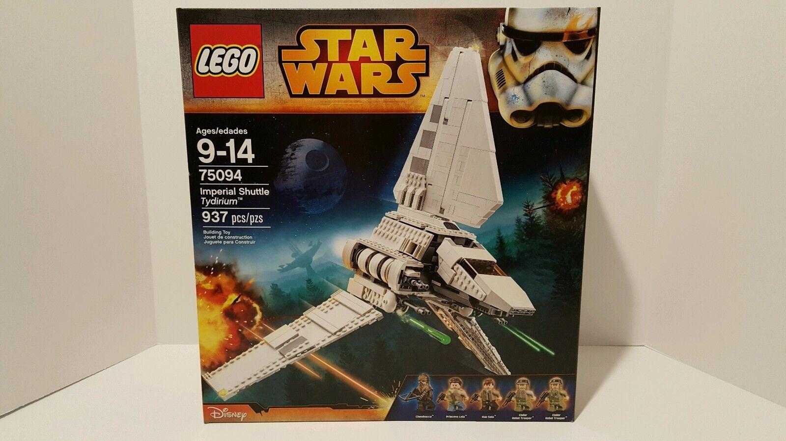 Lego - LEGO Star Wars Imperial Shuttle Tydirium 75094 New and Sealed