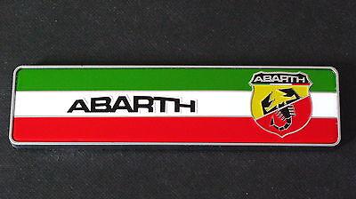 ABARTH Badge Evo Fiat 500 Punto Stilo Bravo  na sprzedaż  Wysyłka do Poland