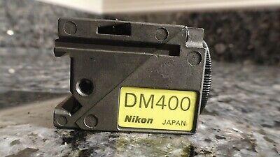 Nikon Dm400 Fluorescence Filter Cube Optiphot Labophot Diaphot