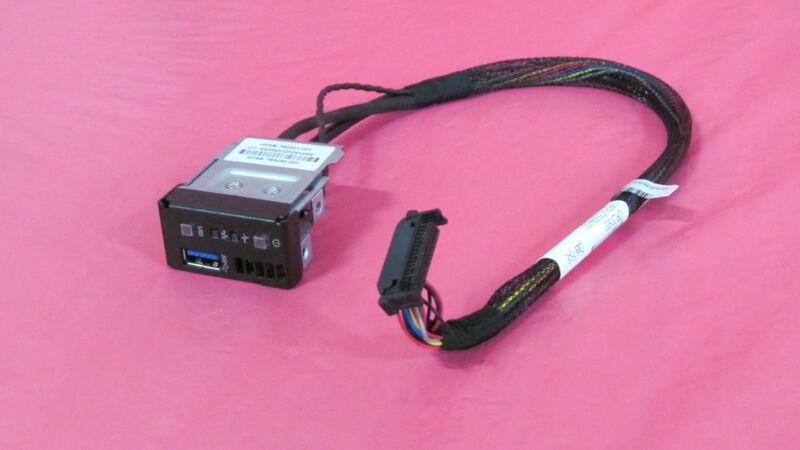 783290-001 Hewlett-packard Proliant Dl360 G9 Server Power Switch Module Assembly