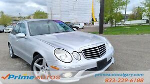 MercedesBenz E 550 AWD/*MONTHLY SPECIAL*1YEAR  P/T WARRANTY