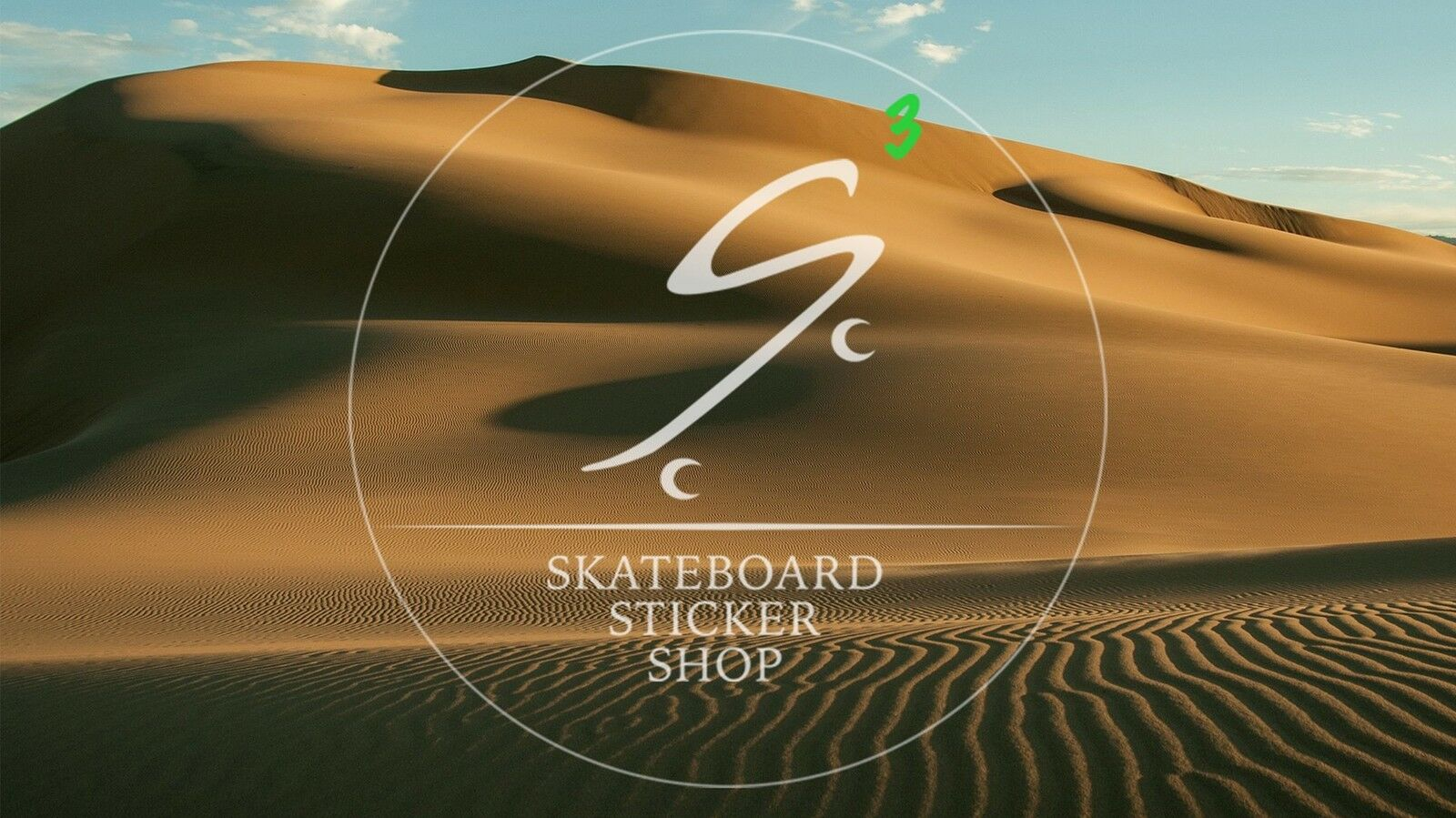 Skateboard Sticker Shop