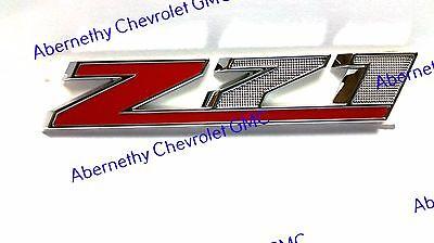 2014-2020 OEM GM New Stlye Z71 Grille Emblem for Silverado & Colorado 23432559