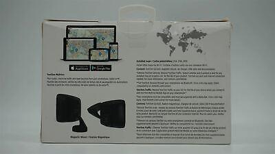NOB TomTom GO 620 GPS Navigation Device with Free Lifetime Traffic & World Maps