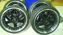 20 x 8.5 Cali Wheels and Tyres 5 x 114.3 (Simmons replicas) Castle Hill The Hills District Preview