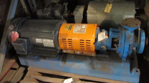 Goulds Process Pump Model 3196 STX 200GPM @ 175