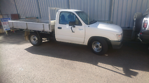 Toyota hilux single cab Redhead Lake Macquarie Area Preview