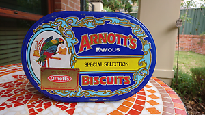 Arnott's 50 year Biscuit Tin Penrith Penrith Area Preview