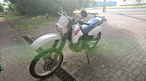 Suzuki DR 250 ROAD REGISTERED Mount Gambier Grant Area Preview
