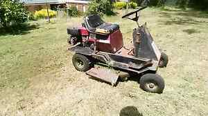 Ride on mower COX Crafers Adelaide Hills Preview