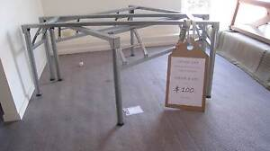 Folding Ball Room Table bases  sold eperate or lot POA Port Melbourne Port Phillip Preview