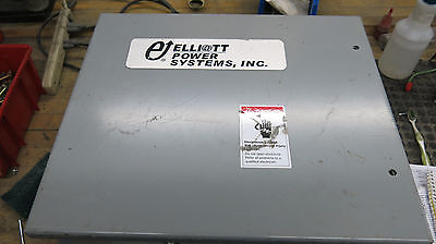 Cutler Hammer 100 Amp 1 Phase 240 Volt Automatic Transfer Switch- Ats192