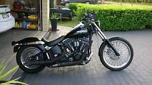 2004 CUSTOM SOFTAIL / NIGHT TRAIN Muswellbrook Muswellbrook Area Preview