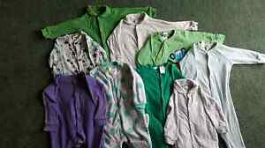 Size 1 Full length body suits/onesies Oxley Brisbane South West Preview