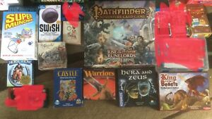 PRICES REDUCED - board game sale