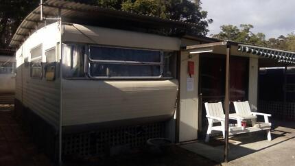 Large Family Size Onsite Caravan