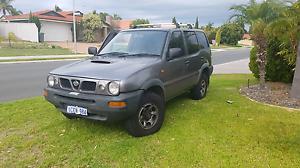 Nissan Terrano II 2.7 Turbo Diesel 1999 Carramar Wanneroo Area Preview