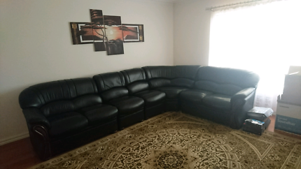 5 Piece Couch + TV unit + Extras MUST GO!