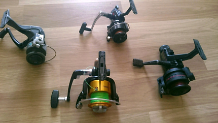 Fishing Reels Mix brand Shimano, Jarvis Walker, Daiwa $20 each