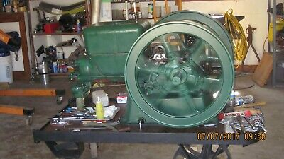 1917 Fairbanks-morse 6hp Canadian Z Engine
