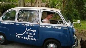 1959 Fiat 600 Wagon MULTIPLA ...rare. Cairns Cairns City Preview