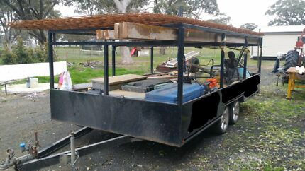 Tandem trailer  Westmeadows Hume Area Preview