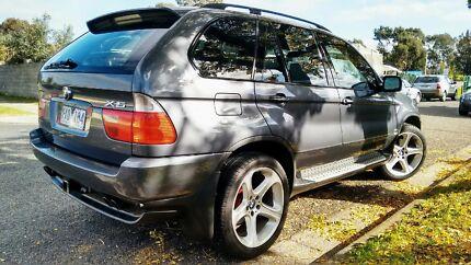 2003 BMW X5 V8 4x4 sport Chadstone Monash Area Preview