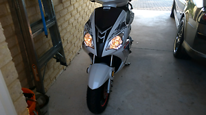 Adly  50cc Scooter  for Sale Madeley Wanneroo Area Preview