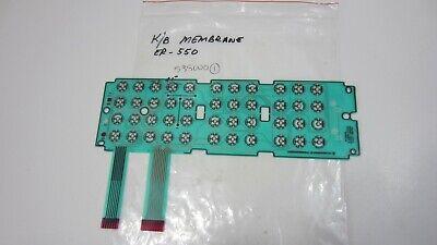 Replacement Keyboard Membrane For Samsung Sam4s Er-550 Cash Register