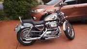 Harley Davidson Sportster 1200 Custom 1998 Sydenham Brimbank Area Preview