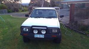 1994 Nissan Navara Ute Hillwood George Town Area Preview