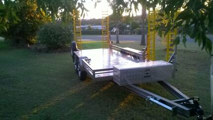 Bobcat Plant Trailer Toowoomba 4350 Toowoomba City Preview