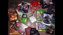 Looking to Buy - old video games and systems Newcastle 2300 Newcastle Area Preview