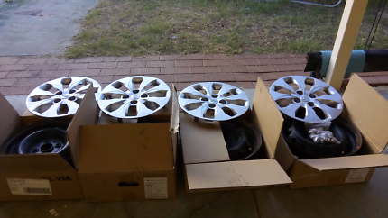 Rims and Covers Hyundai Accent 2017