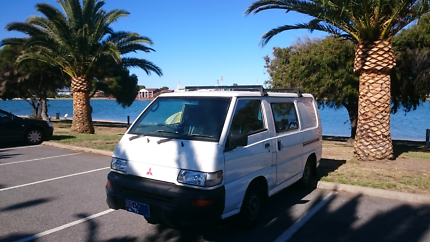 Mitsubishi Express Campervan! New REGO!!  Adelaide CBD Adelaide City Preview