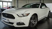 Ford Mustang Cabrio 2.3 Eco Boost Voll.,Leder, *1,99%