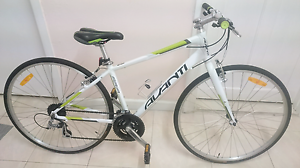 You won't find a second hand bike so new like this one Docklands Melbourne City Preview