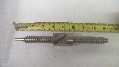 Ball Screws Actuators Rh Ball Screw Nut 58 Dia. 8-12 Inches Long Used