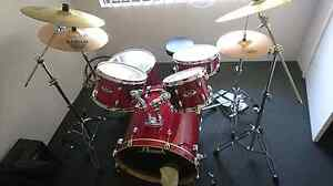 Pearl exl export drum kit. Baldivis Rockingham Area Preview