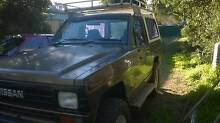1987 Nissan Patrol MK Coupe Chidlow Mundaring Area Preview