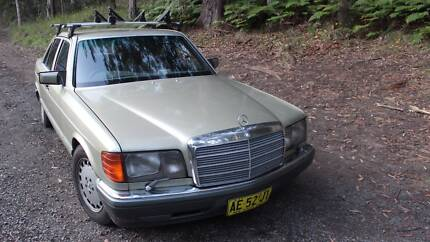 1986 Mercedes-Benz 500 Lake Macquarie Area Preview