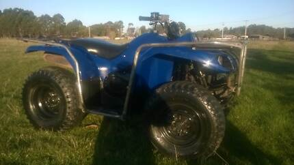 Yamaha 350 Grizzly 4x4 Spreyton Devonport Area Preview
